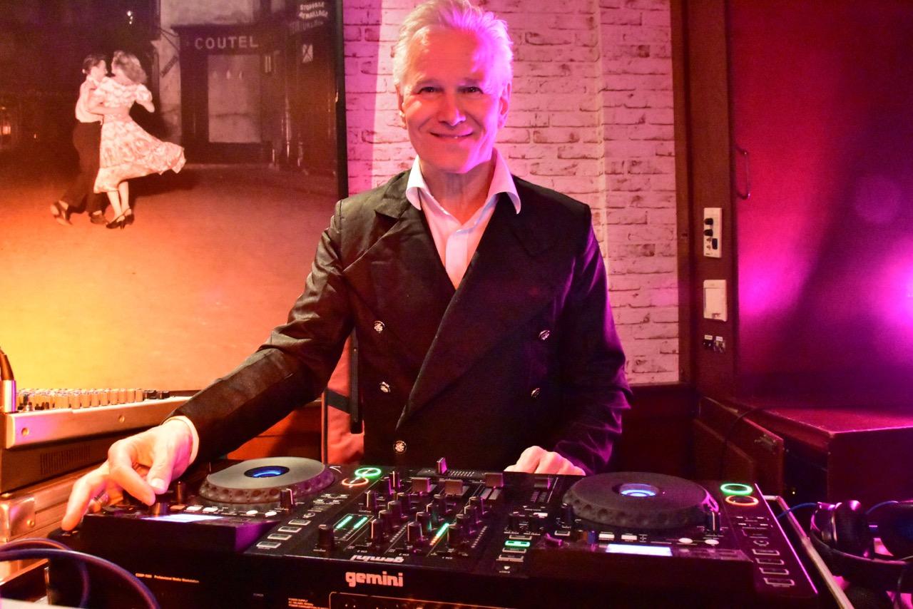 DJ Robert en coverband