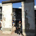 Heroes de muur Berlijn
