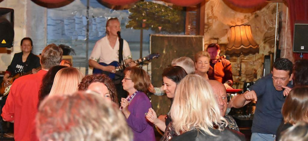 Feestband bandje Ziggy Stardust Experience
